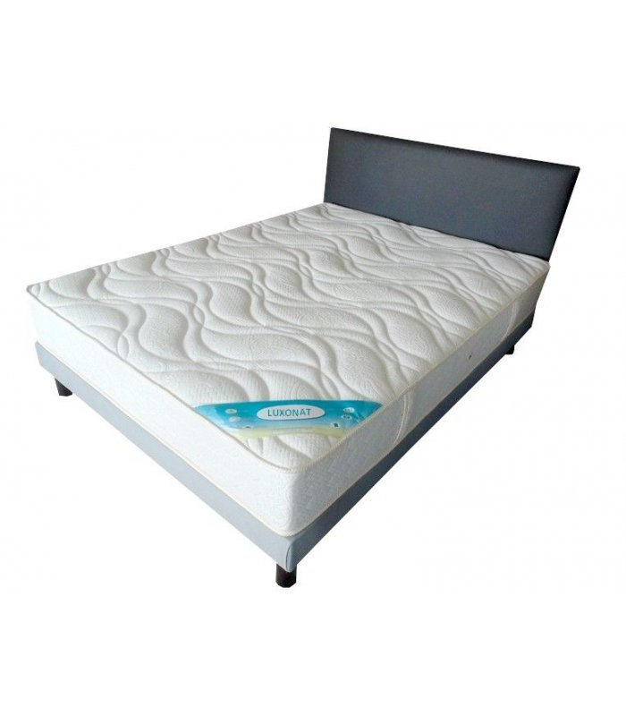 matelas 90x200 pas cher en mousse fabricant literie. Black Bedroom Furniture Sets. Home Design Ideas