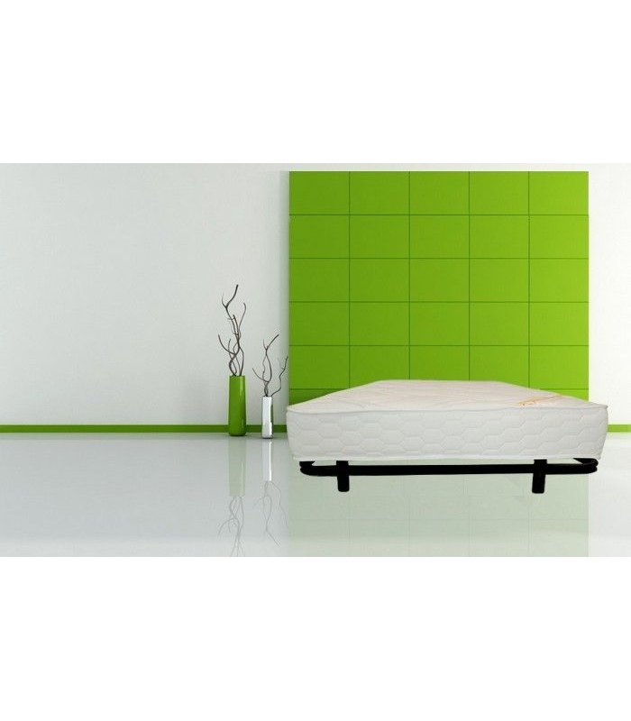 ensemble matelas sommier 90x190 pas cher direct usine. Black Bedroom Furniture Sets. Home Design Ideas