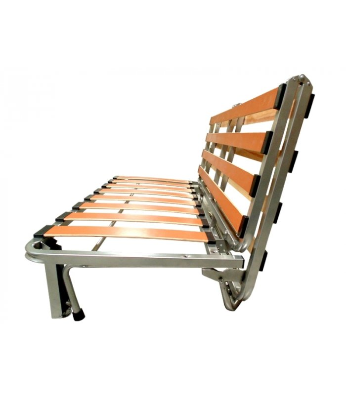 structure bz 160x200 de qualit. Black Bedroom Furniture Sets. Home Design Ideas