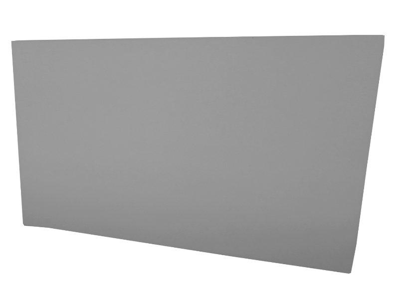 Acheter Tête de lit 90 déco gris pas cher !